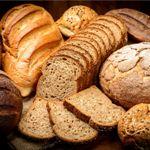 tmavy chlieb celozrnne pecivo - dobrá nutričná hodnota