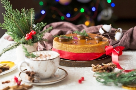 Novy rok a vianocne pozadia