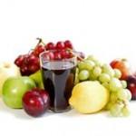chudnutie - ovocie