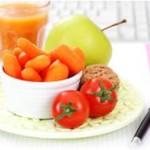 chudnutie - ovocie, plán
