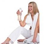 zdravé chudnutie - žena, cvičebný, tréningový plán