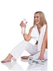 cviky na chudnutie - žena