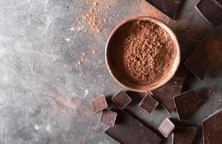 chudnutie cokolada