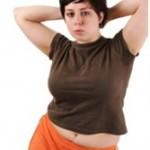 chudnutie žena
