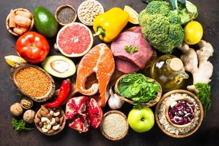 chudnutie organice potraviny pre zdravu vyzivu