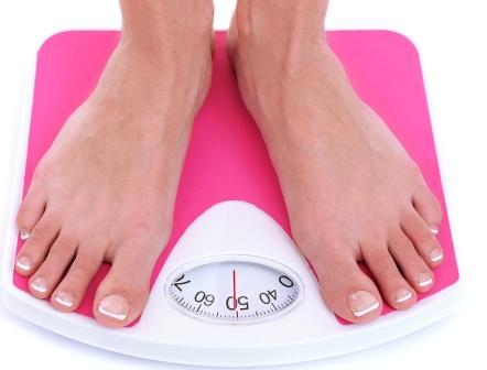 chudnutie váha