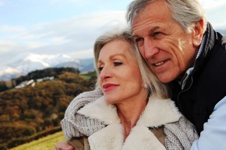 chudnutie stastny starsi par