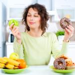 chudnutie zdrava strava alebo maškrty