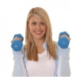 chudnutie - cvičenie s činkami