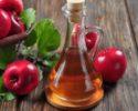 Jablčný ocot pri chudnutí – má či nemá vplyv???
