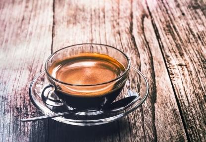 káva v salke