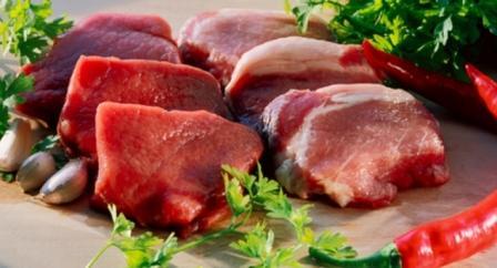 bravčové a hovädzie mäso