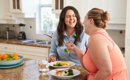 ženy dodržiavajú dukanovu diétu