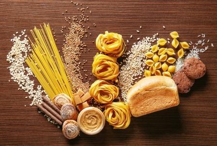 potraviny bohate na sacharidy