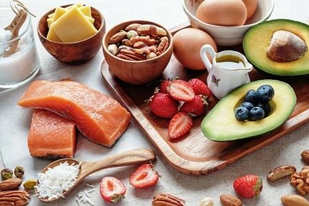 potraviny obsahujuce dobry tuk