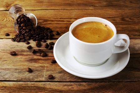 prazena kava salka