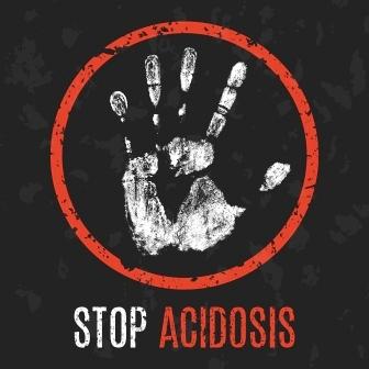 prekyslenie acidoza