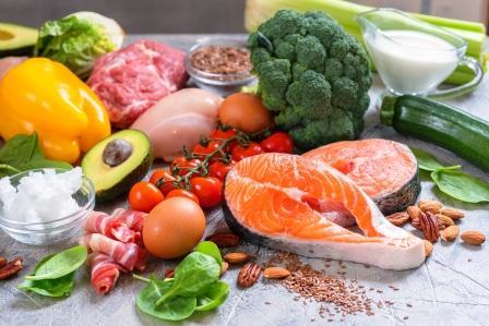 potraviny s nižšou energetickou hodnotou