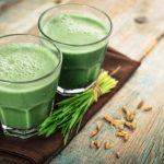 zeleny jacmen na chudnutie